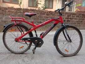 it's a Mountain Bike