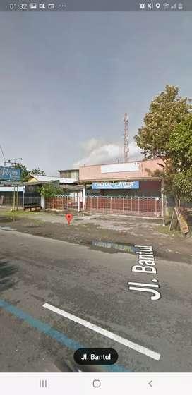 DIJUAL CEPAT : Ruko Strategis + Rumah modern 2 lantai, Bantul Kota
