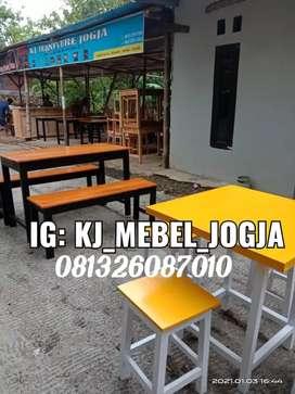 FLASH SALE MEJA KURSI CAFE DLL