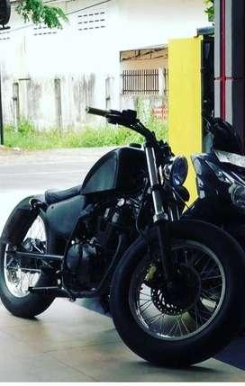 Jual Honda Mega pro model chopper