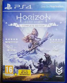 Horizon Game CD Original PS4