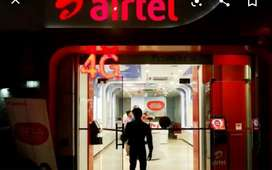URGENT Hiring Airtel Head Office