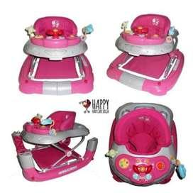 Baby walker pink mumpung ready