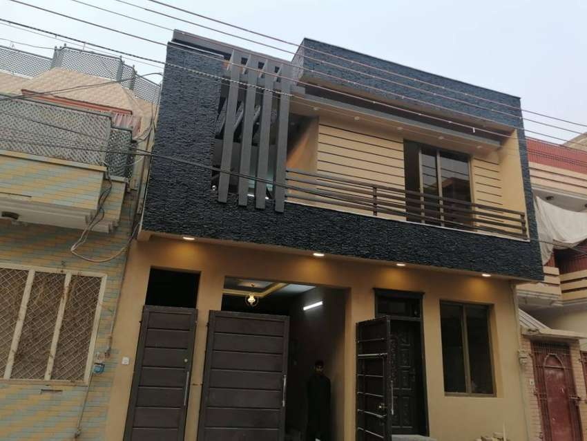 New home for sale in Phase6 hayatabad