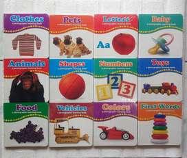 Buku Boardbook Murah Isi 12 buku