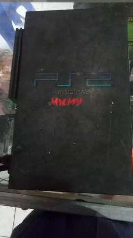 PS2 fat bekas full game full shet