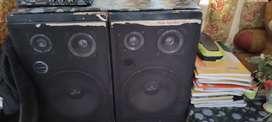 Apex speaker