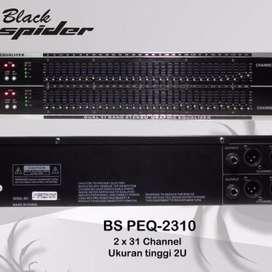 Equalizer blackspider equalizer black spider EQ2310 equalizer eku equ