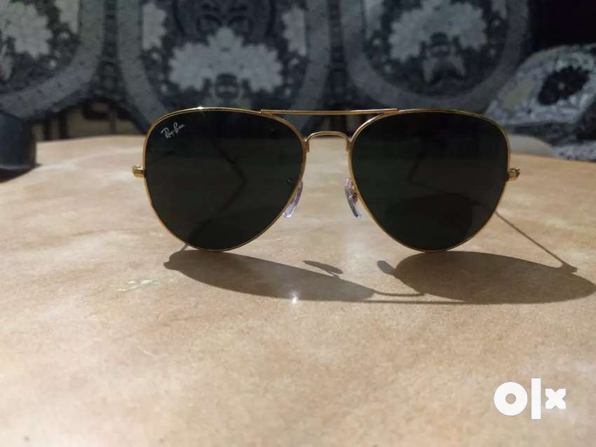 Original Ray-Ban Aviator Sunglasses 0