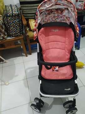 Jual Murah dan Cepat Stroller Bayi Kondisi Masih Ok Punya
