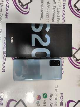 Samsung Galaxy S20+ Cloud blue  8/128GB In Mint Condition In Warranty