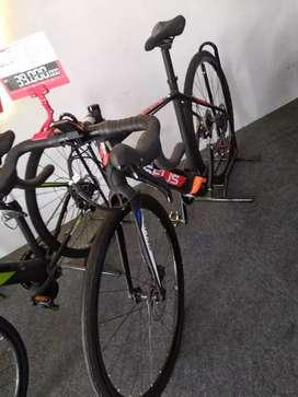 Roadbike elektrik type storm by SELIS
