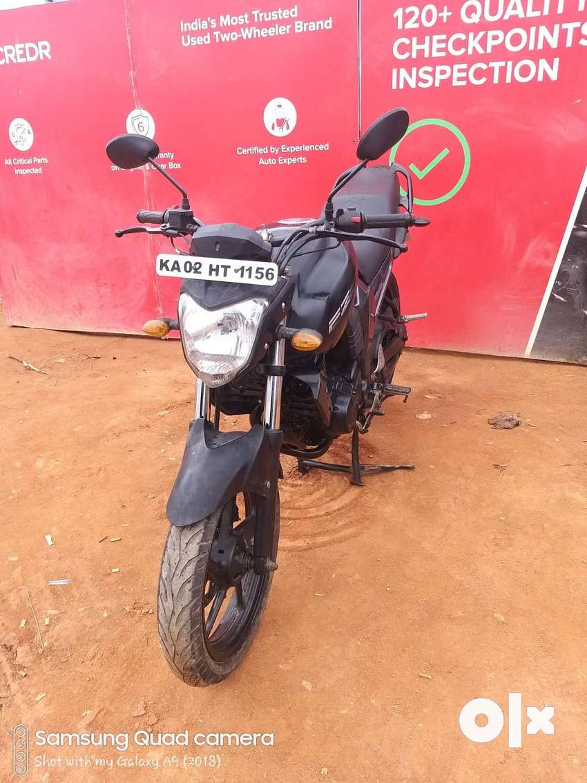 Good Condition Yamaha Fz16 Std with Warranty |  1156 Bangalore 0
