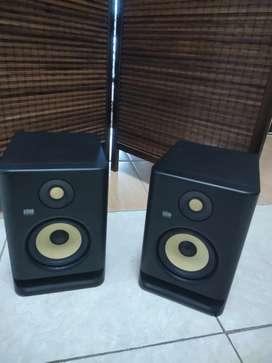KRK Rokit 5 G4 speaker monitor ISTIMEWAHH