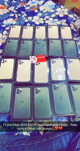 iphone 11 pro 64gb box pack at cheapest price ever