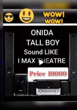 Onida 4800 6.1 home theathre with 1 YEAR WARRANTY