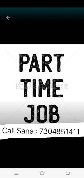 Home based job work from home based