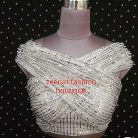 Zeenat fashion boutique on-line stiching boutique Patiala