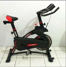 Alat Fitness Sepeda Statis TL 930 - Spinning Bike TL930 MURAH