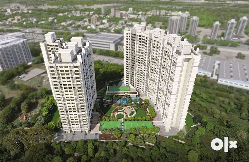 2 BHK Nature Residences Just 2 Mins From Kanjurmarg (E) Rly Stn. 0
