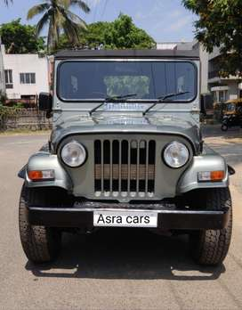 Mahindra Thar CRDe 4x4 AC, 2012, Diesel