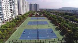 2 BHK in the heart of nature.