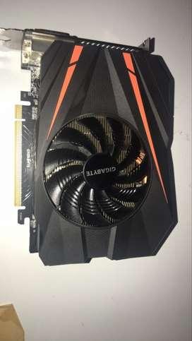 Nvidia GTX 1070 8GB, new like condition.