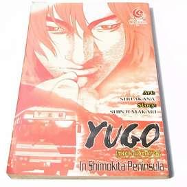 Komik Yugo The Negotiator In Shimokita Peninsul
