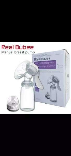 Pompa ASI manual real bubbe