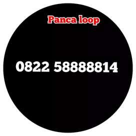 Nomor cantik simpati loop panca