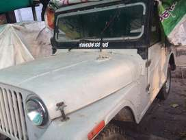 Mahindra Jeep 2001 Diesel Well Maintained