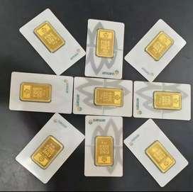 Terima emas dan berlian. COD