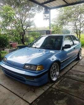Honda Civic Nouva 1988