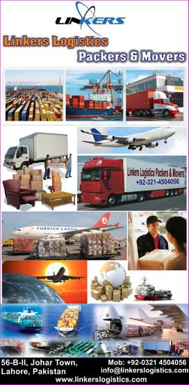 Linkers China to Pakistan  Trading and Import Services
