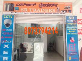 Fully Furnished Shop