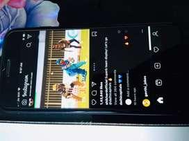 I phone 7  mat black