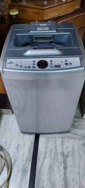 Samsung fully top loaded  auto washing machine