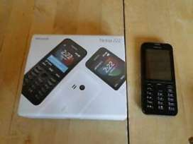 Nokia 222 dual SIM mp4 video supported