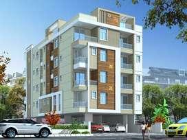 715 sqft flat 1 bhk garden view appartment