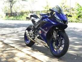 Yamaha R15 2017 VVA Modif Minimalis Ganteng, mulus rasa baru, no minus