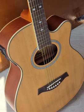 Hertz Acoustic  Guitar Very  Urgent Sell