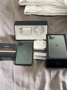 Iphone 11 Pro Max 512gb ! Untouched accessories + warranty till sep 21