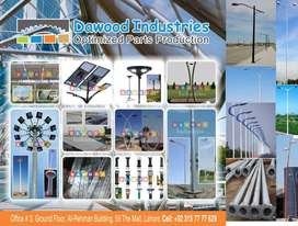 Poles For Street Light all Type are Available in Good Price.