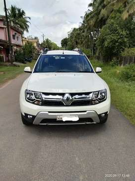 Renault Duster 110ps rxz 2018 Diesel Well Maintained