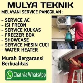 Service Kulkas Mesin Cuci Freezer Box Ac Murah