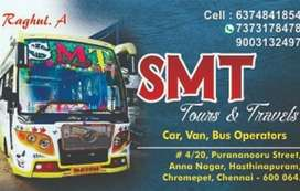 S. M. T TOURS and  tours and travels