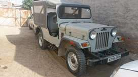 """Mahindra Di jeep 91"""""""