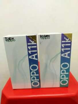 Oppo A11k new like murah