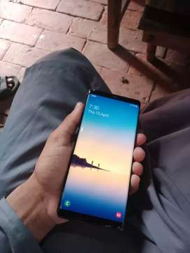 Samsung glaxy note 8 9by10 6/64