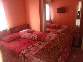 Di sewakan room apartemen cibubur village